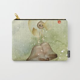 Christmas vintage bell Carry-All Pouch