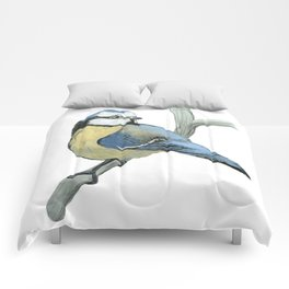 Bluetit Comforters