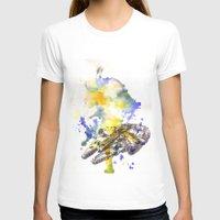millenium falcon T-shirts featuring Star Wars Millenium Falcon  by idillard