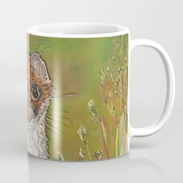 Summer Stoat Coffee Mug