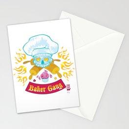 Baker Gang Stationery Cards