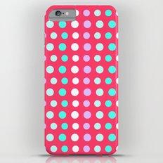 Polka Dots Slim Case iPhone 6 Plus