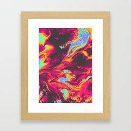 HUNT ME DOWN Framed Art Print