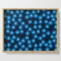 blue flowers by 11010design