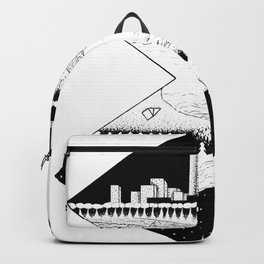 City by the Mountains Backpack