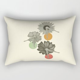 Flower Girls Rectangular Pillow