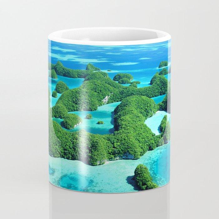 Palau Island Paradise Coffee Mug