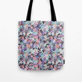 Aquarius - Paint Splatters Tote Bag