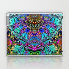 Colorful Automotive Pop Art Laptop & iPad Skin