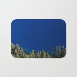 Crater Lake Blue II Bath Mat