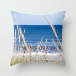 Marconi Beach Throw Pillow