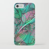 chameleon iPhone & iPod Cases featuring Chameleon by Ben Geiger