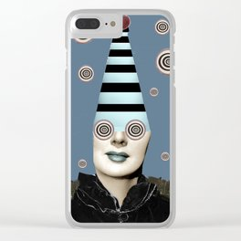 Planet of Hypnos Clear iPhone Case
