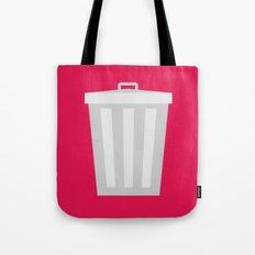 #57 Trashcan Tote Bag