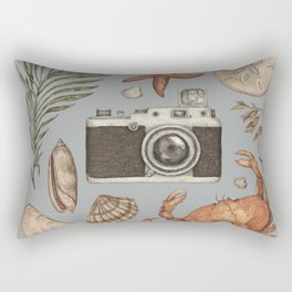 Summer Beach Collection Rectangular Pillow