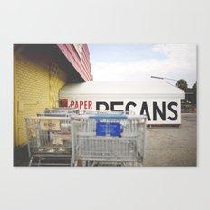 pecans Canvas Print