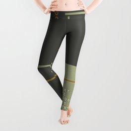New Technology Commands Leggings