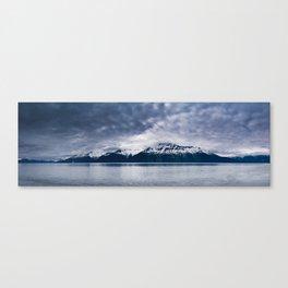 Alaskan Highway Canvas Print