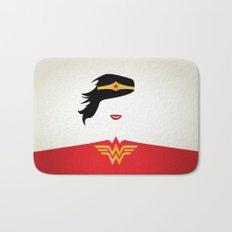 Wonder Girl Bath Mat