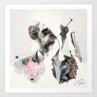 The New Generation / 3 Art Print