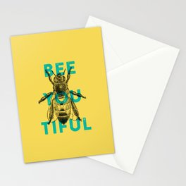 Bee-you-tiful Stationery Cards