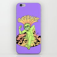 science iPhone & iPod Skins featuring SCIENCE! by Dreporium