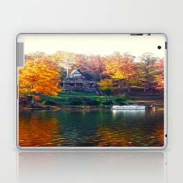 House on the Lake Laptop & iPad Skin