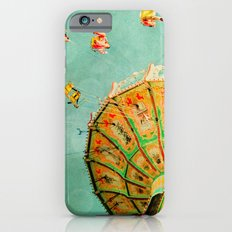 You Spin Me Right Round Carnival Swing Slim Case iPhone 6s