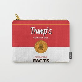 Trump's Alternative Facts Soup Carry-All Pouch