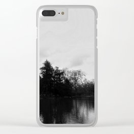 Nature, landscape and twilight 8 Clear iPhone Case