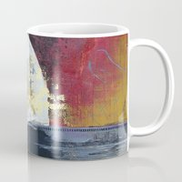 uncharted Mugs featuring Glimpses from the Terabytical Depths of an Uncharted Mind by Rochana Dubey