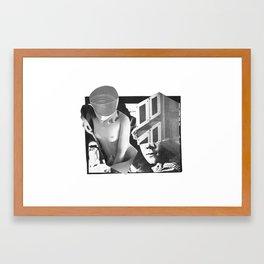 tdp 2 Framed Art Print