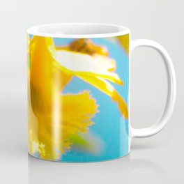 Retro Orchid Coffee Mug