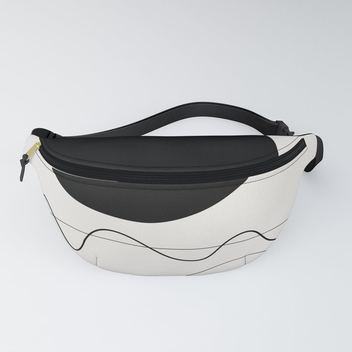 Abstract 07 Fanny Pack