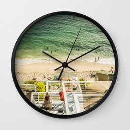 Fun Summer 5525 Laguna Beach Wall Clock