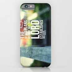 The Lord establishes his steps  Slim Case iPhone 6s