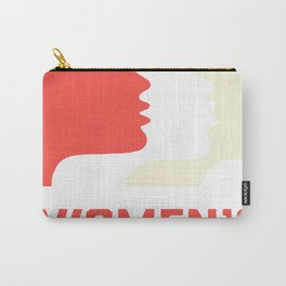 Women's March on Washington 2017 Official Carry-All Pouch