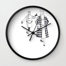 Fashion1953 Wall Clock