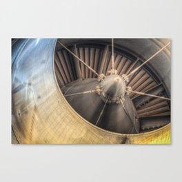 Turbine Canvas Print