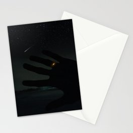 Space. Stationery Cards