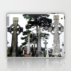 Everyone Has A Cross To Bear Laptop & iPad Skin