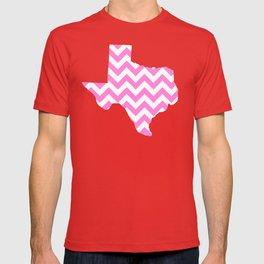 TEXAS {PINK} T-shirt