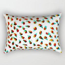 Water Birds  Rectangular Pillow