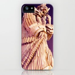 King Lear Chicago iPhone Case