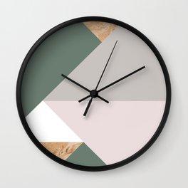 KALEIDOS #1 Wall Clock