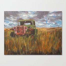 Farm Safari Canvas Print