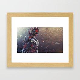 C.N.R MK-II  Framed Art Print