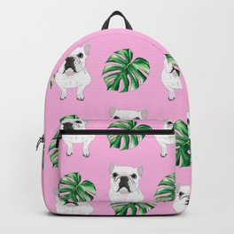 Pretty in Pink - Summer Frenchies Backpack