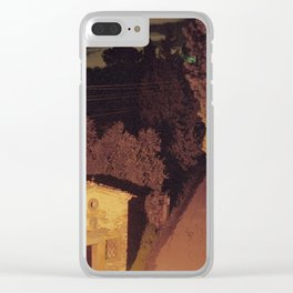 Pino 1 Clear iPhone Case
