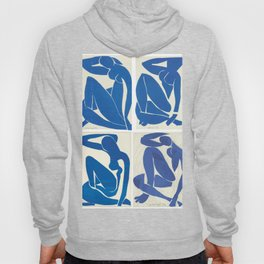 The Blue Nudes - Henri Matisse Hoody